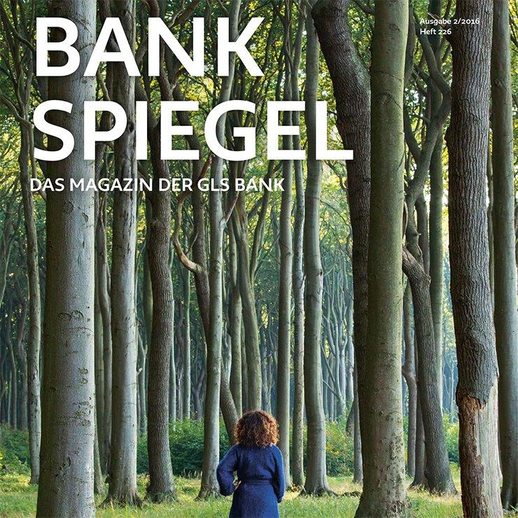 Bankspiegel gls